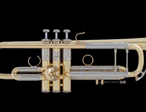 New Bach Stradivarius Trumpets