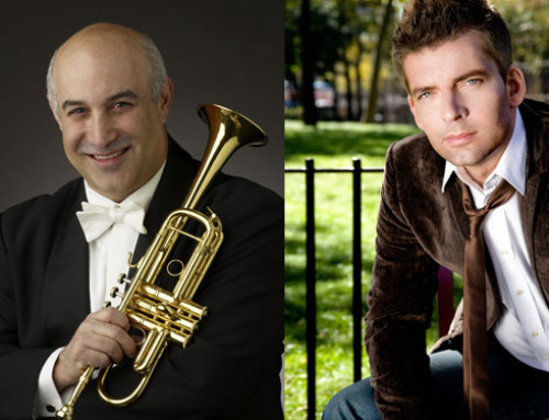 New Double Trumpet Concerto Commission